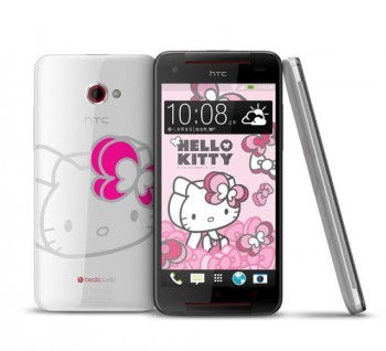 HTC Butterfly S Hello Kitty