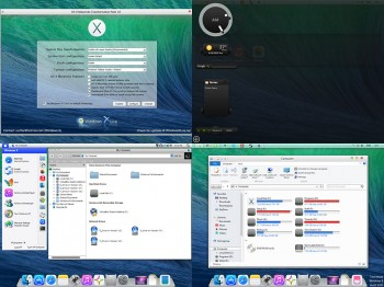 OS X Mavericks Transformation Pack photos