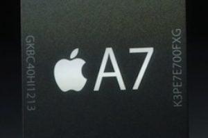 iphone 5s a7 cpu