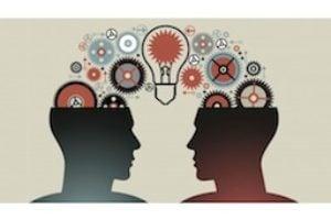 communication de deux cerveaux humains brain to brain