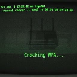 cracker un reseau Wi-Fi WPA cracking wpa