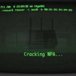 cracker un reseau Wi-Fi WPA