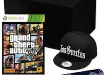 GTA V Edition Collector déballage coffret Xbox 360 !