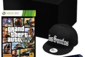 gta V Edition collector coffret