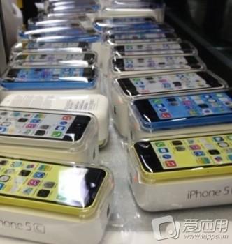iPhone 5C en coffret couleurs