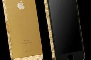 iPhone 5S or véritable