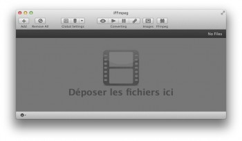 iffmpeg mac video conversion