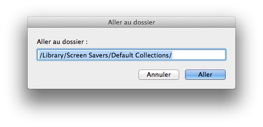 Mavericks acceder aux 40 fonds decran caches