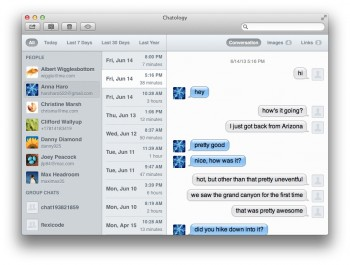 chatology app mac
