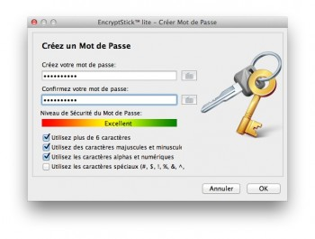 encryptstick lexar m10