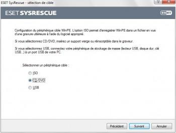 eset smart security 7 Eset Sysrescue