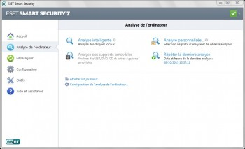 eset smart security7 analyse intelligente
