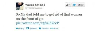 gta girl tweet