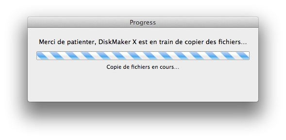 installer Mavericks diskmaker x creation de disque mavericks