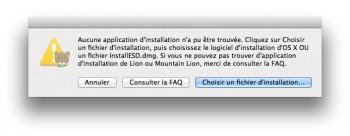 lion diskmaker tuto mavericks