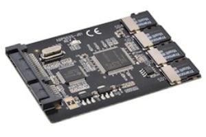 microSD en RAID