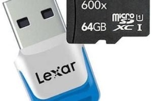 Lexar High-Performance microSDXC 64 go