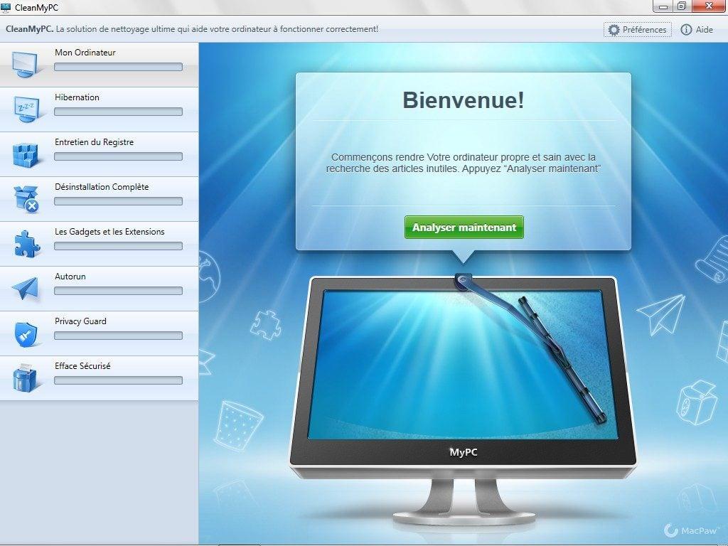 nettoyer windows tuto cleanmypc
