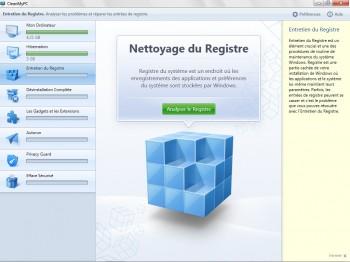 nettoyer registre windows 8