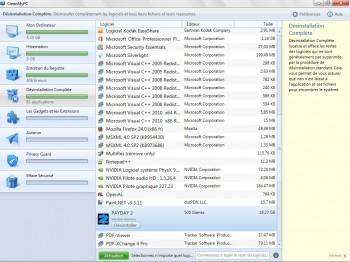 windows 8 supprimer app