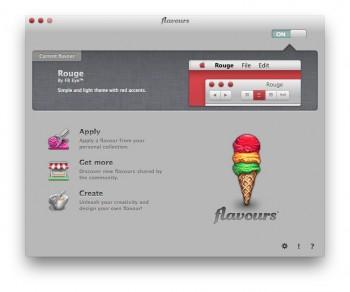 flavours app