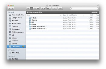 graver CD mavericks