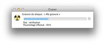 gravure mavericks verification cd