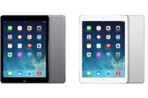 iPad Air noir vs blanc