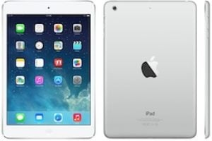 ipad mini retina deballage