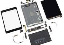 iPad mini Retina, démontage complet, c'est fait !
