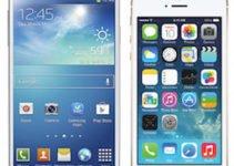 iPhone 5s vs Galaxy S4 : 21 minutes de comparaison !