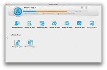 nettoyer un iPhone ou iPad phoneclean boite outils