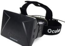 Démonstration de réalité virtuelle avec le casque Oculus Rift et une manette Xbox