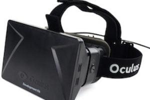 Oculus Rift demo