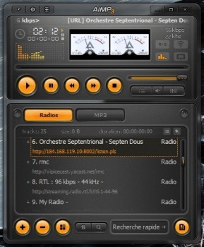 aimp3 remplace winamp