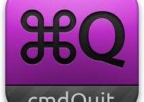 cmdQuit : fermer toutes les apps Mac en un clic !