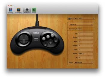 emulateur console mac os x