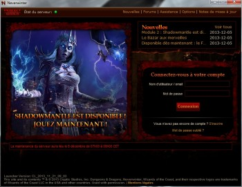 shadowmantle neverwinter