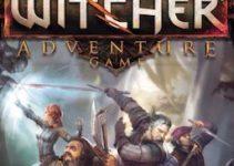 The Witcher Adventure Game : teaser du jeu de société
