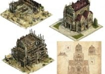 ANNO Online : bande annonce des monuments