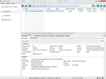 configurer utorrent ports ouverts