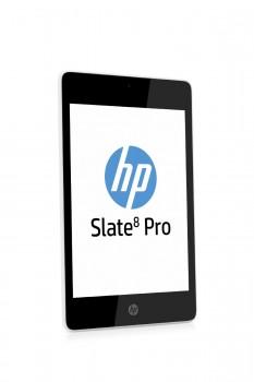 HP slate 8 pro test