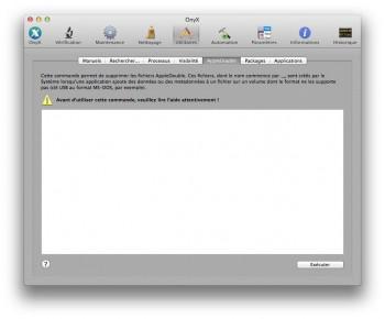 Onyx Utilitaires AppleDouble