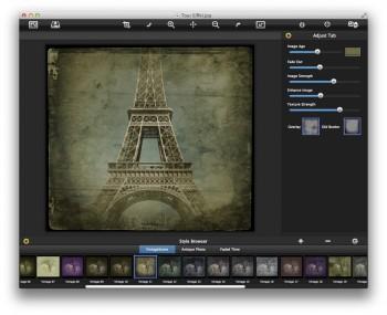 Tour Eiffel Vintage