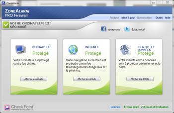 zone alarm firewall 2014 - pare-feu