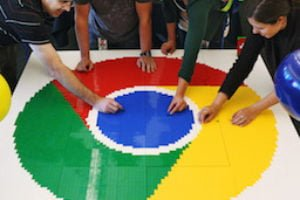 lego google chrome