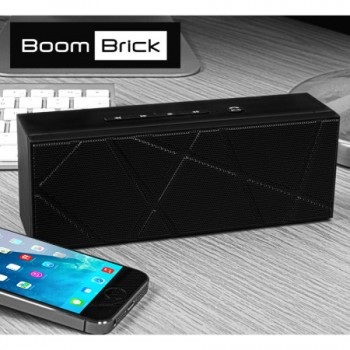 BoomBrick Bluetooth test