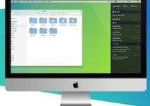 Mac OS X 10.10 Syrah devrait ressembler à cela…