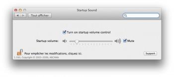 StartupSoundPrefPane mac