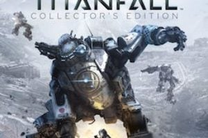 Titanfall edition collector unboxing
